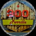 300 gramos Parrilla background