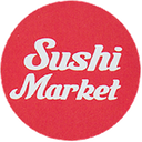 Sushi Market background