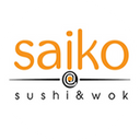 Saiko Sushi and Wok background