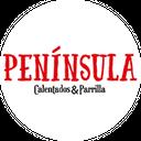 Peninsula Calentados y Parrilla background