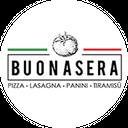 Buonasera Pizza background