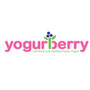 Yogurberry - Heladeria background