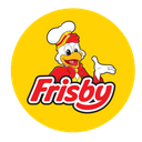 Frisby - Pollo background