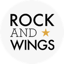 Rock And Wings background