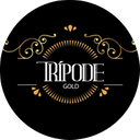 Tripode Gold - Burgers background