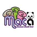Maca Asian Roll Ice background