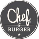 Chef Burger background