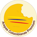 Arepas Colombianas Premium  background