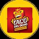 Taco del Ocho background