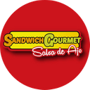 Sandwich Gourmet Salsa de Ajo background