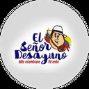 Señor Desayuno background
