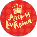 Arepas La Reina background