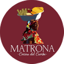 Matrona Cocina del Caribe background