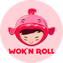 Wok N Roll background