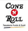 Cone N' Roll - Sushi background