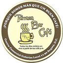 Terraza Café Bar background