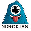 Nicookies - Postres background