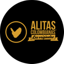 Alitas Colombianas background