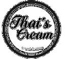 Thai's Cream - Helados background