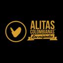 Alitas Colombianas background
