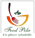 Food Poke - Asiática background