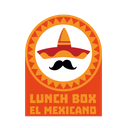 Lunch Box El Mexicano background