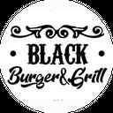 Black Burger background