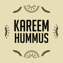 Kareem Hummus background