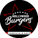 Hollywood Burger background