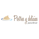 Postres y Delicias background