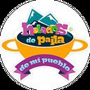 Helados de Paila background