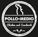 Pollo Y Medio background