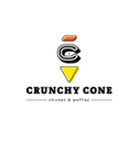 Crunchy Cone - Pollo background