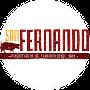 San Fernando - Carnes background