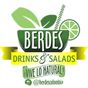 Berdes Drinks & Salads background