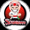 Sushiman background
