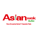 Asian Wok Buffet background