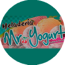 Mr Yogurt Coffe and Ice Cream background