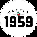 Market 1959 - Saludable background