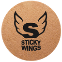Sticky Wings background