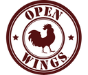 Open Wings  background