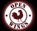 Open Wings  background