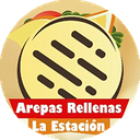 Arepas Rellenas la Parrilla de Juan background