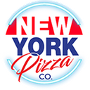 New York Pizza  background