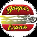Burger Express background
