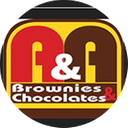 A & A Brownies & Chocolates background