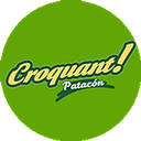 Croquant Patacones  background