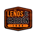 Leños & Carbón background