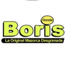 Donde Boris background