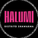 Halumi - Shawarma background